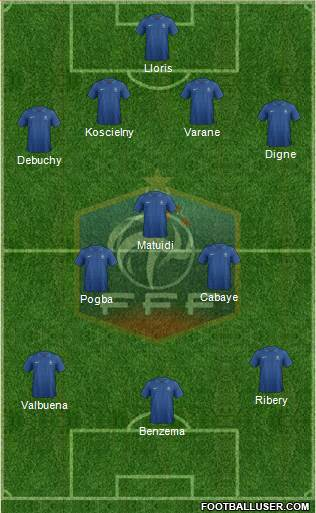 France XI2 France: World Cup 2014 Team Preview
