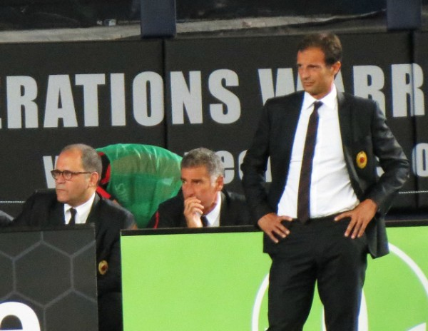 Massimiliano Allegri 600x464 Massimiliano Allegri Appointed Juventus Boss