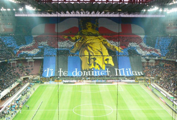 Milan Derby 600x407 Where to Watch Inter MIlan vs AC Milan On US TV and Internet; Live at 2:30pm ET Today