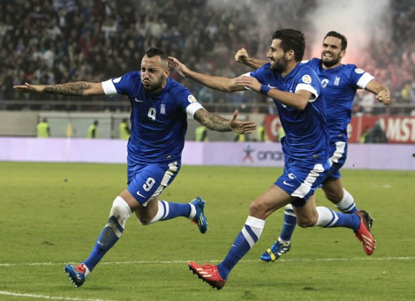 Mitroglou Key 600x435 Greece: World Cup 2014 Team Preview
