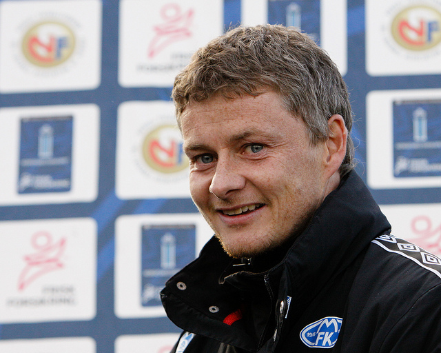 Ole Gunnar Solskjaer Ole Gunnar Solskjaer Tipped As Leading Contender for Cardiff City Manager Job