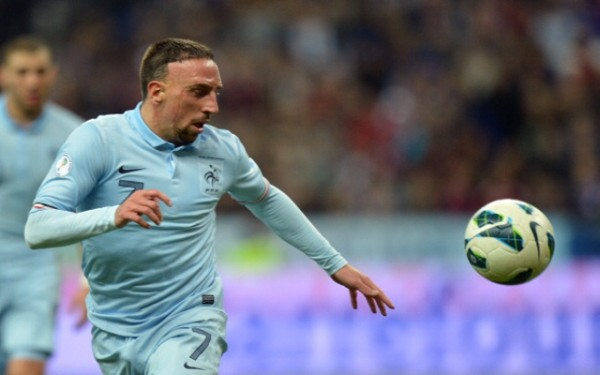 Ribery XI 600x375 France: World Cup 2014 Team Preview