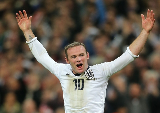 Rooney Key Wayne Rooney Responds to Paul Scholes Criticisms