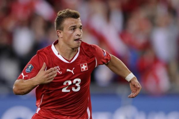 Shaqiri Key 600x399 Switzerland: World Cup 2014 Team Preview