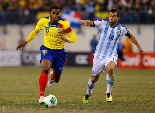 Valencia Key 600x438 Ecuador: World Cup 2014 Team Preview