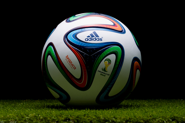 adidas brazuca1 adidas Unveil Official 2014 World Cup Ball Named brazuca [PHOTOS]