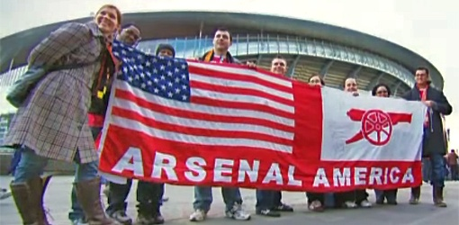 arsenal america Arsenal May Play Friendly in Boston During Summer 2014, Says Report