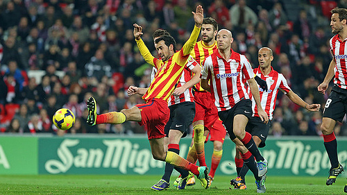 athletic bilbao barcelona La Liga Roundup, Gameweek 15: Barca Shock Defeat Narrows Title Race