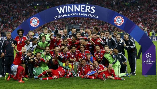 bayern munich Bayern Munich In Pursuit of Being First Team to Win Back to Back Champions League Trophies