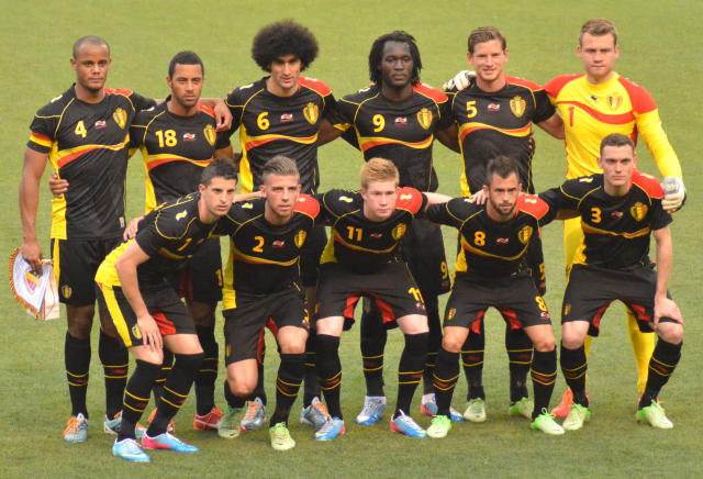 belgium national team WATCH: Belgiums Best Moments of Their Qualification Campaign For World Cup 2014 [VIDEO]