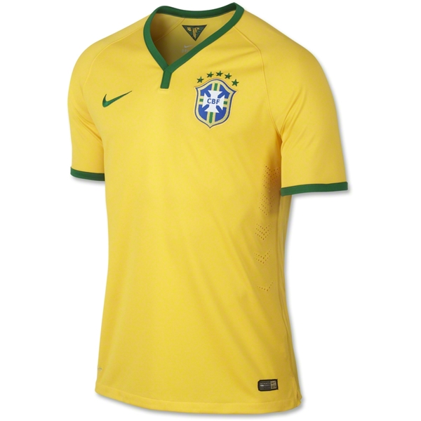 brazil world cup shirt front Leaked Photos of World Cup Shirts That The 32 Teams Will Wear In Brazil