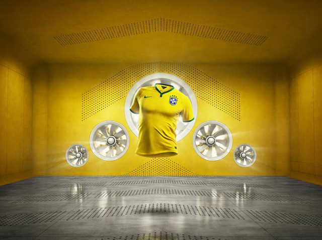 brazil world cup shirt Watch Nikes Brazil World Cup 2014 Video: Is This The Best World Cup TV Ad Yet? [VIDEO]