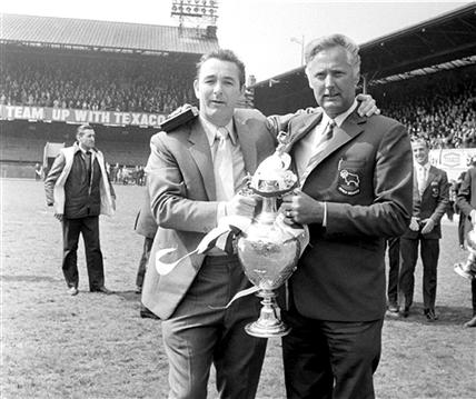 brian clough peter taylor derby Remembering the 1971 72 Season: Another Tight Race In English Football