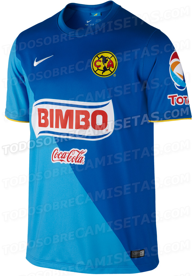 club america third shirt Club America Third Shirt for 2014 Season: Leaked [PHOTOS]