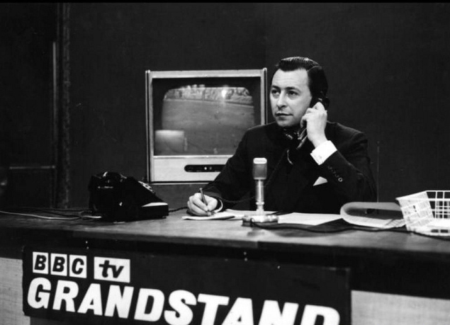 david coleman bbc BBC Presenter David Coleman Has Died At Age 87
