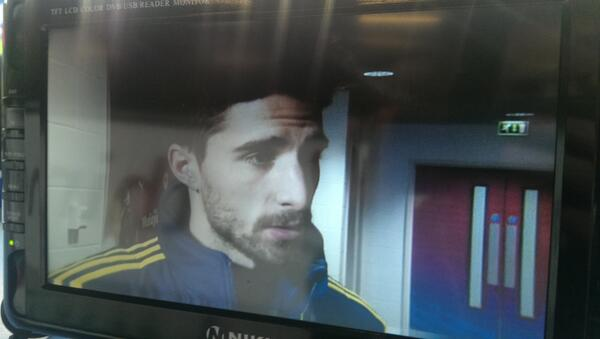 fabio borini Sunderland Forward Fabio Borini Rushed To Hospital After Collapsing In Dressing Room