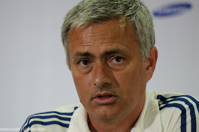 jose mourinho Chelsea Manager Jose Mourinho Is A Shadow Of Himself