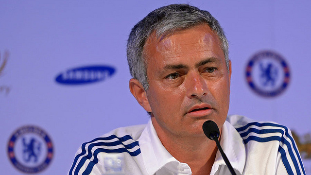 jose mourinho1 Jose Mourinho Risks Abramovichs Iron Fist If He Switches Chelseas Tactics to Be More Defensive
