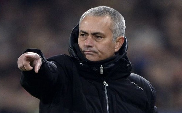 jose mourinho2 Can Liverpool Break Jose Mourinhos Cynical, Anti Football Tactics At Chelsea?