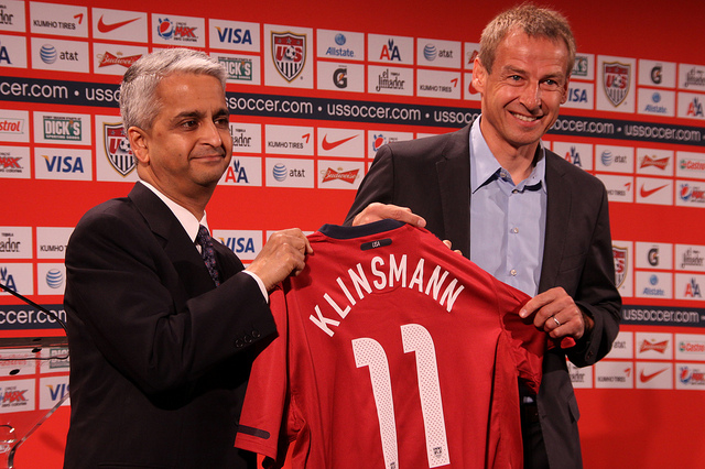 jurgen klinsmann 6 Questions for US Soccer Federation About Jurgen Klinsmanns Contract Extension