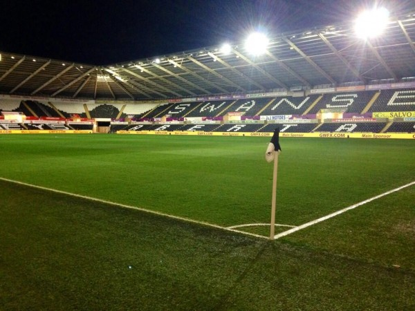 liberty stadium 600x450 Swansea City vs Hull City, Premier League Gameweek 15: Open Thread