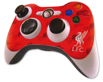 liverpool xbox controller skin Miscellaneous Gift Ideas for Soccer Fans