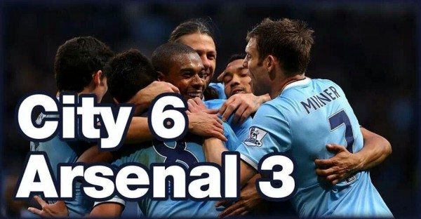 manchester city arsenal1 600x312 Why Are We Seeing More Goals in Top Premier League Matches?