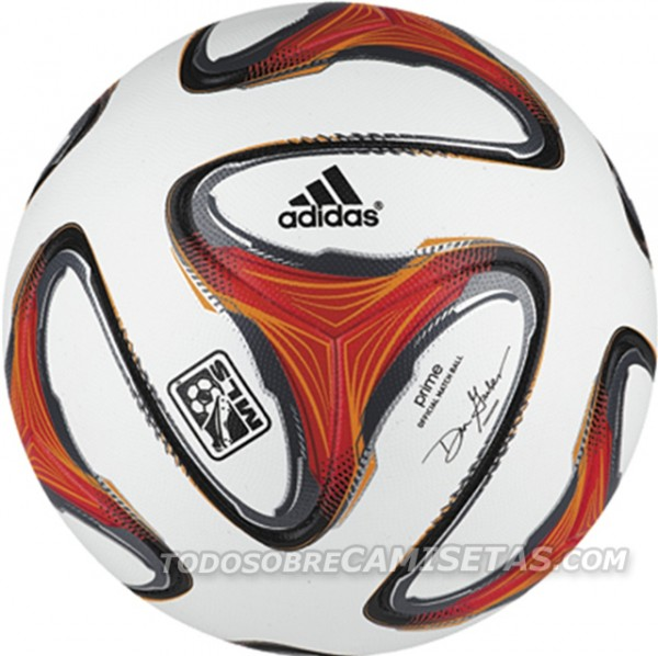 mls adidas 2014 ball 600x598 MLS Needs to Revisit its Scheduling Practices