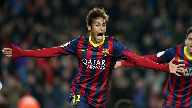 neymar La Liga Roundup, Gameweek 16: Barca and Atleti Are Neck and Neck as Madrid Slip Up