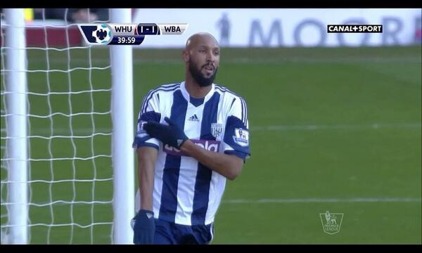 nicolas anelka goal Shirt Sponsor Threatens to Axe West Brom Deal Over Nicolas Anelka Salute: Daily Soccer Report