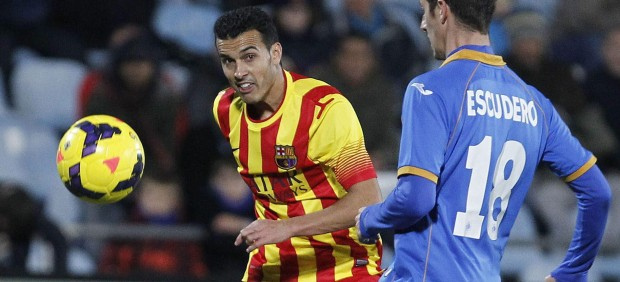 pedro La Liga Roundup, Gameweek 17: Pedro's Treble as Barca Hit Five