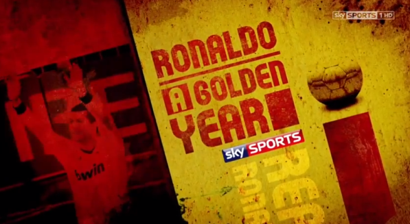 ronaldo golden year Watch Cristiano Ronaldo – A Golden Year 2013,' The Full Length Sky Sports Documentary [VIDEO]