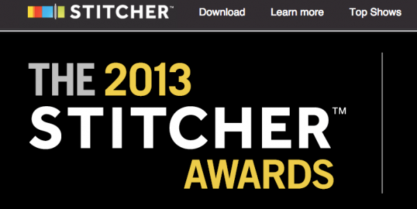 stitcher awards 600x301 Nominate The EPL Talk Podcast In The 2013 Stitcher Awards