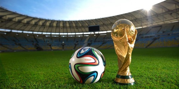 world cup 2014 ball brazuca 600x300 adidas Unveil Official 2014 World Cup Ball Named brazuca [PHOTOS]