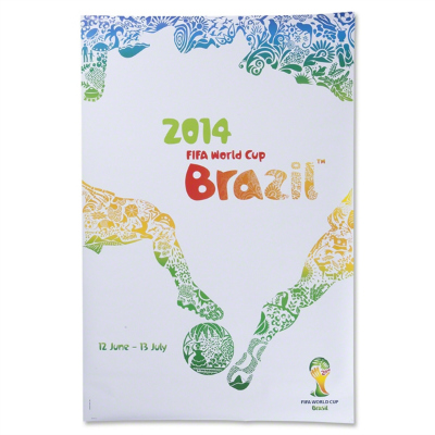 world cup 2014 poster Miscellaneous Gift Ideas for Soccer Fans