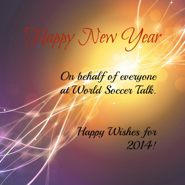 wst 600x600 Happy New Year From World Soccer Talk