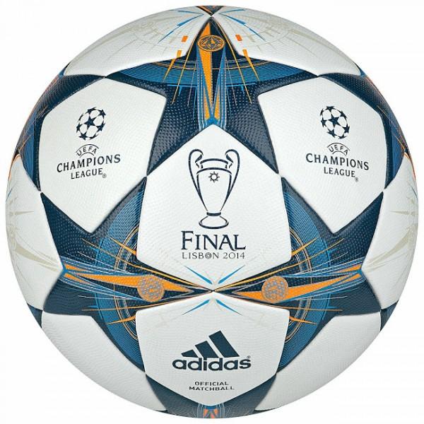 2014 champions league ball 600x600 Official Matchday Ball For the 2014 UEFA Champions League Final [PHOTO]