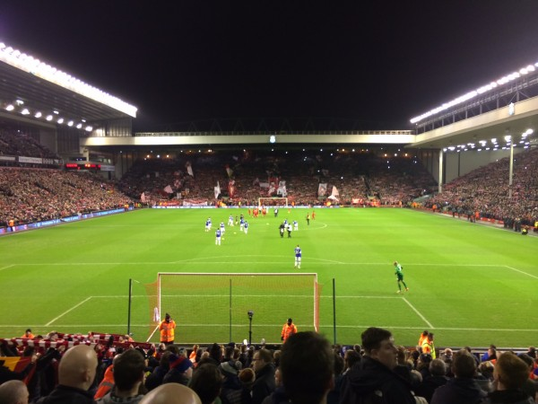 Anfield View 600x450 Experiencing the Merseyside Derby In Person at Anfield: The Heart Of English Football