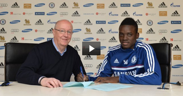 Bertrand Traore Chelsea Finalize Signing of Bertrand Traore, Another Attacking Midfielder
