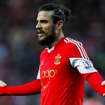 Dani Osvaldo Southamptons Dani Osvaldo Fined £40,000 And Handed Three Match Ban