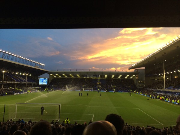 Goodison Sky 600x450 Experiencing The Magic Of The FA Cup: The Heart Of English Football