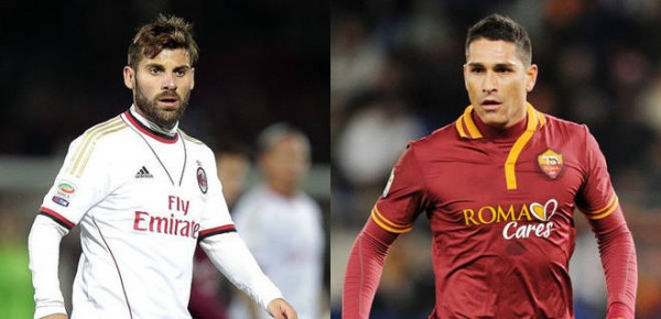 Marco Borriello and Antonio Nocerino 600x290 What to Expect From West Ham Uniteds New Signings Marco Borriello and Antonio Nocerino
