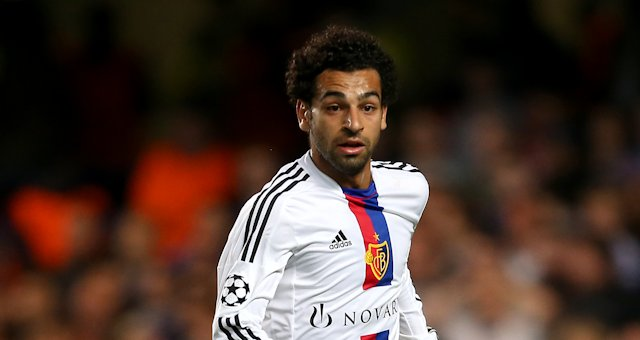 Mohamed Salah Chelsea Agree Deal With FC Basel to Sign Winger Mohamed Salah