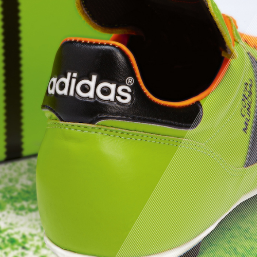 Samba Copa Mundial detail green c adidas Release Limited Edition Copa Mundial Soccer Cleats [PHOTOS]
