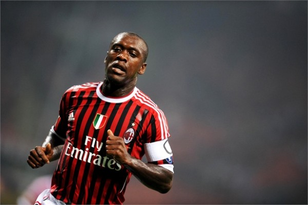 Seedorf 600x399 The Top 5 Must See Soccer Matches On Television This Weekend