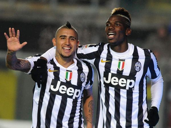 Vidal Pogba The Top 5 Must See Soccer Matches On Television This Week