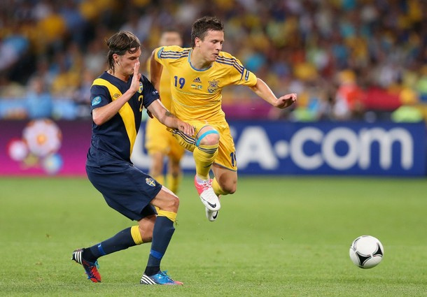 Yevhen Konoplyanka Liverpool in Talks Over £16million Move for Ukraines Yevhen Konoplyanka: Daily Soccer Report
