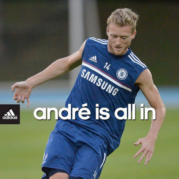 andre schurrle 600x600 Andre Schurrle Is Getting Squeezed Out In Crowded Midfield at Chelsea