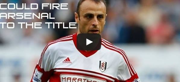 berbatov arsenal Dimitar Berbatov Posts Come And Get Me Plea to Arsenal On His Facebook Page