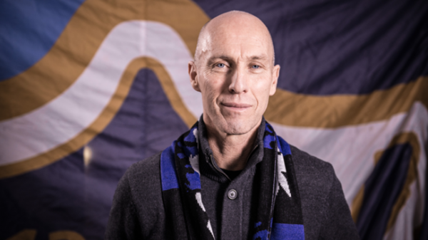 bob bradley stabaek 600x337 WATCH Bob Bradleys Moving Introduction As Head Coach of Stabaek [VIDEO]